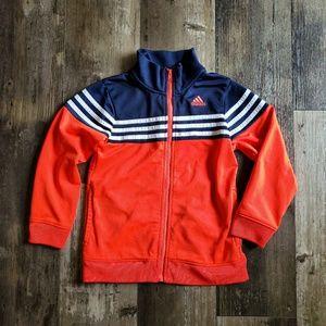 Adidas Jacket boys 7